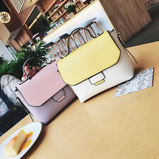 Women Handbag Leather Tote Shoulder Bag Cross Body Messenger Purse Satchel Bag