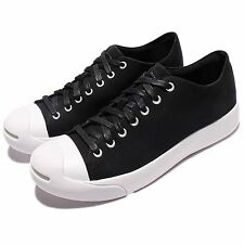 Converse Jack Purcell Modern Black Canvas Men Casual Shoes Sneakers 157369C
