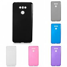TPU Case Slim Thin Phone Flexible Durable Cover For LG Smartphones Phones