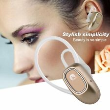 Universal Mini Wireless Bluetooth CSR4.0 Heavy Stereo Bass Earhook Earphone PE