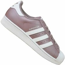 ADIDAS ORIGINALS SUPERSTAR II S75131 TRAINERS SHOES LEATHER GRAY LILAC WHITE