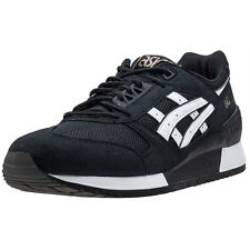 Asics Onitsuka Tiger Gel-respector Mens Trainers Black White New Shoes
