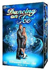 *NEW*  Dancing On Ice - Series 1-3 - Complete (DVD, 3-Disc Box Set)  FREE UK P+P