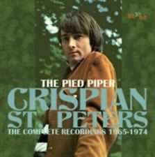 The Pied Piper 5013929599413 by Crispian St. Peters, CD, BRAND NEW FREE P&H