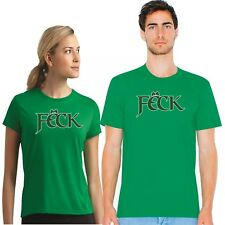FECK T SHIRTS T-SHIRTS TOPS ST PATRICKS DAY PATRICK'S IRISH PADDY SAINT IRELAND