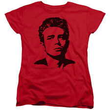 James Dean DEAN Licensed Women's T-Shirt All Sizes