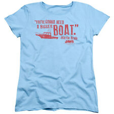 Jaws Movie Quote You're Gonna Need a Bigger Boat Women's T-Shirt All Sizes