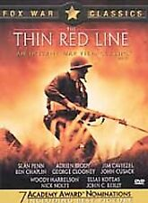The Thin Red Line (Widescreen DVD, 2001) S.Penn, G.Clooney, Brand New