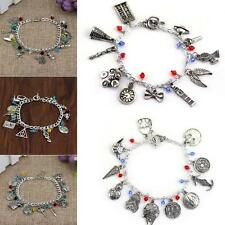 Suicide Squad Walking Dead Supernatural Harry Potter Pokemon Bracelet Wristbands