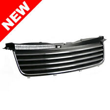 DEBADGED BAR BADGELESS GRILLE-CHROME/BLACK For 01-05 VW PASSAT B5.5