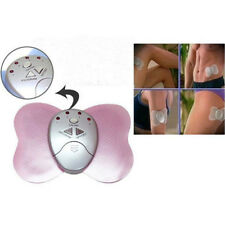 Butterfly Design Body Muscle Massager Electronic Slimming Vibration Fitness Tool