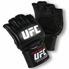 UFC Black Official Fight Gloves - MMA