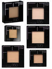 Maybelline Fit Me Matte and Poreless Pressed Powder Foundation You Choose Color