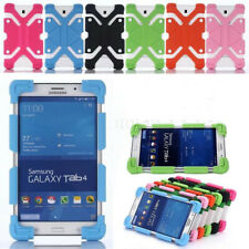 "US For 7"" 8"" 10"" 10.1"" Inch Tablet Universal Kids Silicone Case Shockproof Cover"