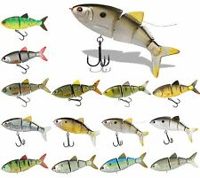"SPRO Swimbait BBZ-1 4"" 10cm floating/slow sink/fast sink All Colours NIP"