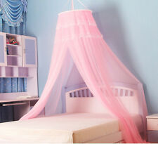 Princess Bed Curtains Canopy Mosquito Net Twin Full Queen King Size Or Kids