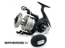 NEW 2017! Shimano Spheros SW / 5000 - 20000 / heavy duty saltwater spinning reel