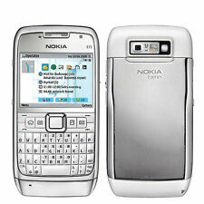 ORIGINAL Nokia E71 100% UNLOCKED Cellular Phone 3G WIFI GSM GPS Warranty FREE