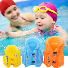 3Size Baby Children Float Inflatable Pool Swim Vest Life Jacket Swimming Aid*