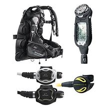 Oceanic Professional Scuba Diving Package Excursion BCD ProPlus 3, Zeo Regulator