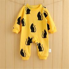 Cotton Baby Rompers Autumn Newborn Baby Clothes Spring Baby Boy Clothing Roupa