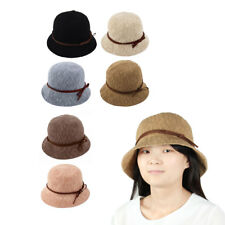Ladies Women Straw Summer Protective Traveling Brim Sun Cap Beach Fishing Hat