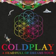 2-4 COLDPLAY Tickets 10/8 SAN DIEGO Qualcomm Stadium ** CLUB LEVEL BY STAGE **