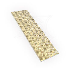 Jewellery Pattern Plate for Press or Rolling Mill