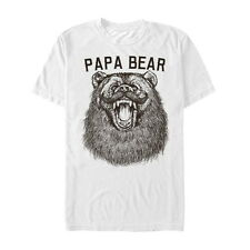 Lost Gods Papa Bear Mens Graphic T Shirt