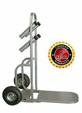 Plattinum Fishing Cart Dolly Cart Pier Cart Beach Cart Surf Cart Camping/Hunting