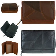 Fashion Ladies Womens Soft Leather Bifold Coin Bag/Pouch/Wallet Clutch Purse New