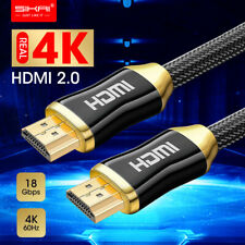 High Speed HDMI Cable 20 FT 1.4 1080P Ethernet-Audio Return 3D DVD PS3 XBOX HDTV
