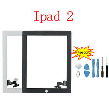 Replacement Touch Screen Digitizer Glass Repair Part For iPad 2 2nd A1395 A1396