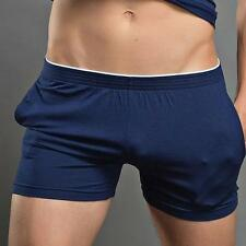 Sexy Men Underwear Boxer Shorts Brand Superbody Mens Trunks Man Cotton Underwear