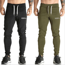 Men's Slim Fit Sports Gym Pants Jogging Running Trousers Tracksuit Sweatpants