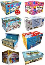 Children Best Selling Books Collection Box Set Mr Men, Little Miss, Peter Rabbit