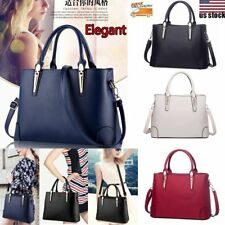 Women Handbag Leather Shoulder Bag Tote Hobo Messenger Satchel Crossbody Purse
