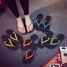 New Women Sandals Ladies Summer Beach Flip Flops Slipper indoor Outdoor Shoes