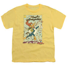 Woody Woodpecker VINTAGE WOODY Distressed  Youth T-Shirt S-XL