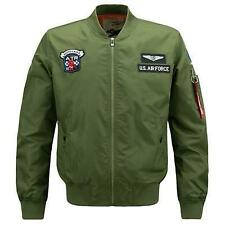 DIMUSI Bomber Jacket Men 2017 Ma-1 Flight Jacket Pilot Air Force Male Ma1 Army
