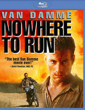 Nowhere to Run~Van Damme (Blu-ray) NEW  **Free Shipping**