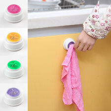 New Portable Bathroom Storage Wash Cloth Towel Clip Kitchen Towel Storage Rack