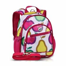 Child Canvas Backpack Kid Anti-lost Walking Safety Harness Strap Leash Cute Bag