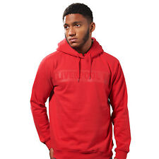 Liverpool FC  LFC Mens Red Liverpool FC Print Hoody Official