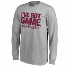 Eastern Kentucky Colonels Youth Ash Got Game Long Sleeve T-Shirt - College