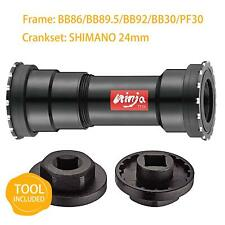 TOKEN Threaded Bottom Bracket For Shimano Fit Road/MTB NINJA BB BB86/BB30/PF30