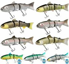 "SPRO Swimbait BBZ-1 8"" 20cm floating/slow sink/fast sink All Colours NIP"