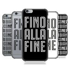 OFFICIAL JUVENTUS FOOTBALL CLUB TYPE HARD BACK CASE FOR APPLE iPHONE PHONES
