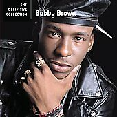 The Definitive Collection by Bobby Brown (R&B) (CD, Mar-2006, Geffen)