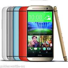 "5.0"" HTC One M8 4G LTE Smartphone Android 2GB+16GB 2600mAh WIFI GPS OTG Unlocked"